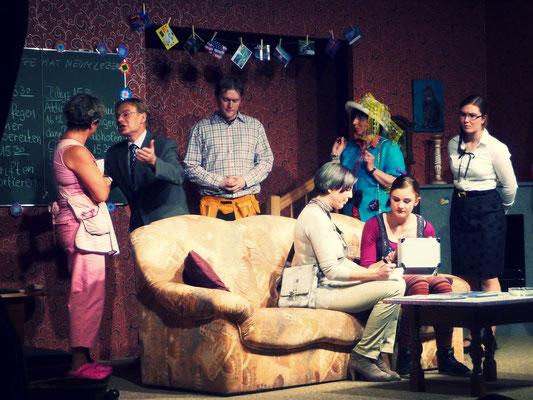 Die Stoppuhr-Familie – Myrtle, Robert, Chester, Lynn, Kitty, Jane und Betsy-Ann