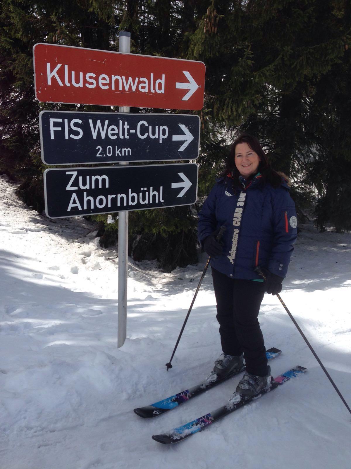 Skitag am Feldberg
