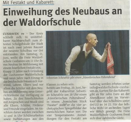 Elbe-Weser-Aktuell vom 18. Juni 2014