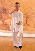 Kunlin Zhang - Docteur en médecine traditionnelle chinoise et expert en arts martiaux internes