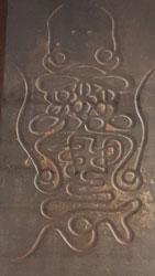 Stèle Taoïste  - Jean-Marc Lecacheur - Li Ming