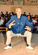 Liu Wen Qing - 25ème héritier de l'enseignement traditionnnel du Qi Gong du Wudang (école LongMen)