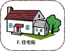 F.住宅街