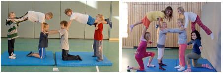 Teamwork im Sportunterricht