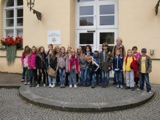 Museumsbesuch Der 3 Klasse Herzlich Willkommen In Der Grundschule