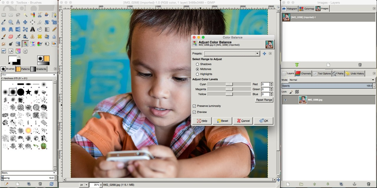 Best Free Photoshop Alternative photo editors and photo manipulation