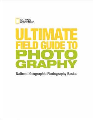eBook cover of national geographic photographic basics