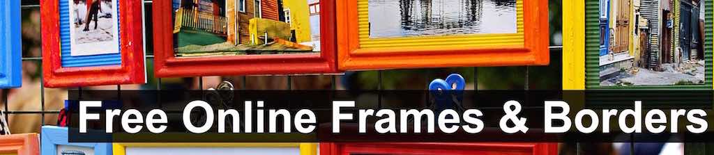 Free online photo frames maker and picture borders. - Photos -