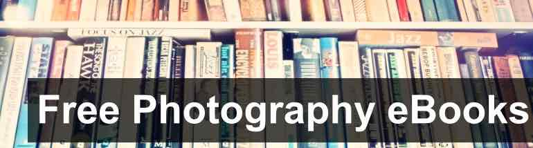 Free photography ebook to download