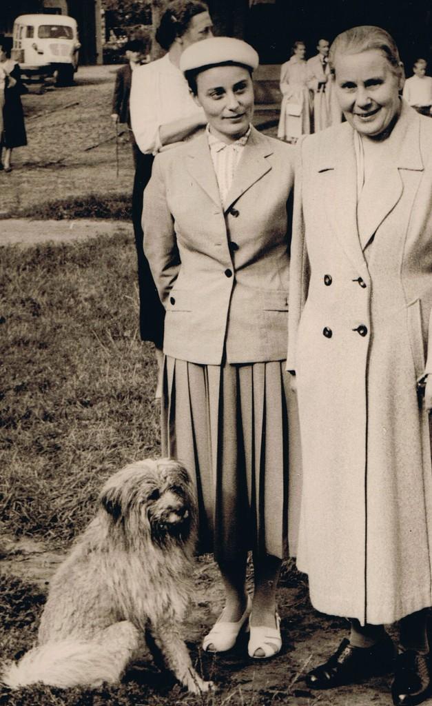 Mariechen und ihre Mutter