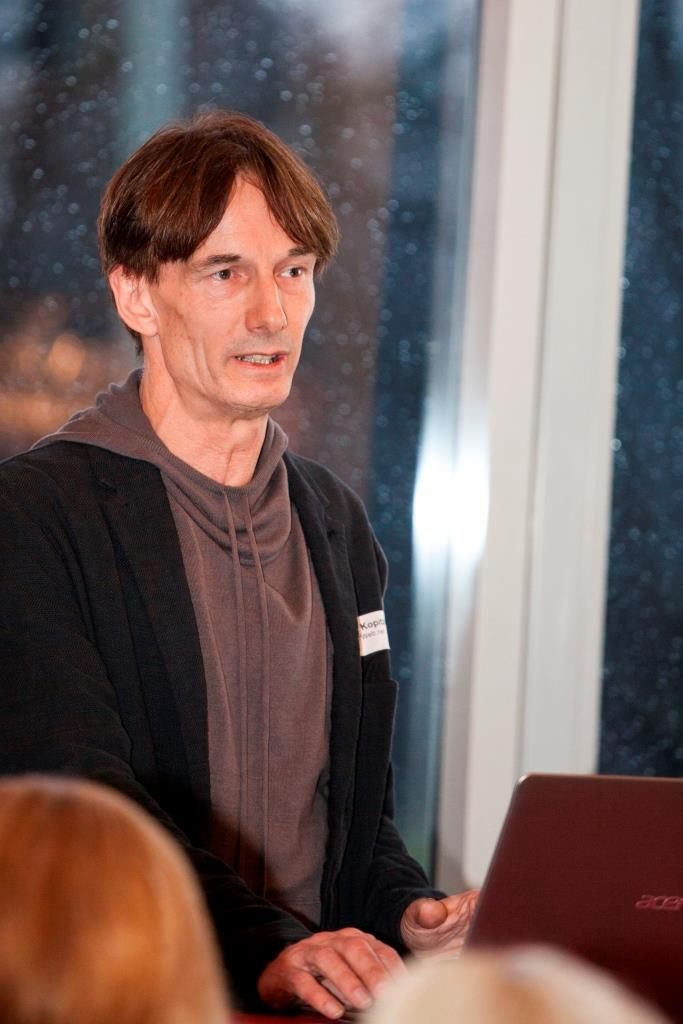 mehrWEB.net Referent: Rainer Kopitzki - Nachhaltige SEO am 23.02.2017 - Foto: Handelskammer Hamburg/Bungert