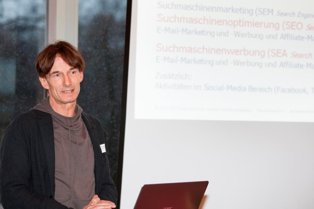 mehrWEB.net Referent: Rainer Kopitzki - Nachhaltige SEO - besser gefunden werden - Foto: Handelskammer Hamburg/Bungert