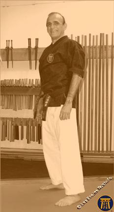 Frédéric Dupertout, fondateur des Ecoles Bushido