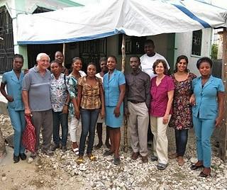 Kay Lasante Staff & Board Members (2013)