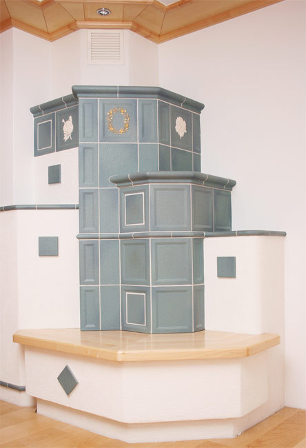Ofenbank gefertigt aus Ahornholz