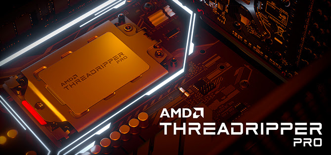 速報!AMD Ryzen Threadripper PRO 最新情報!