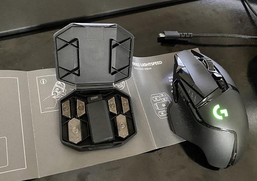 無線マウスのメリット