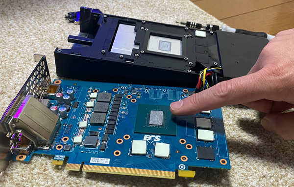 GPUとはパソコンAR