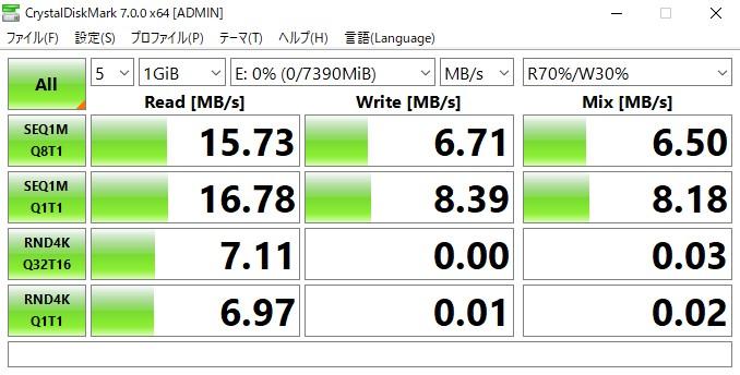 RiDATA RI-ID48U008BL 8GB USB2.0
