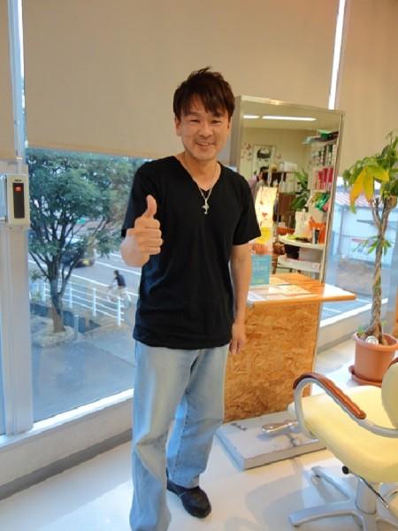 半年後に60kg台(20歳のときと同じ)になった後藤充男。
