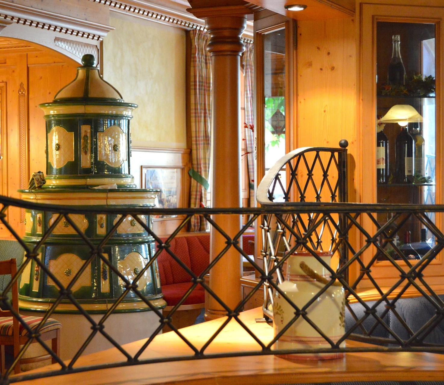 Gaststube und Saal
