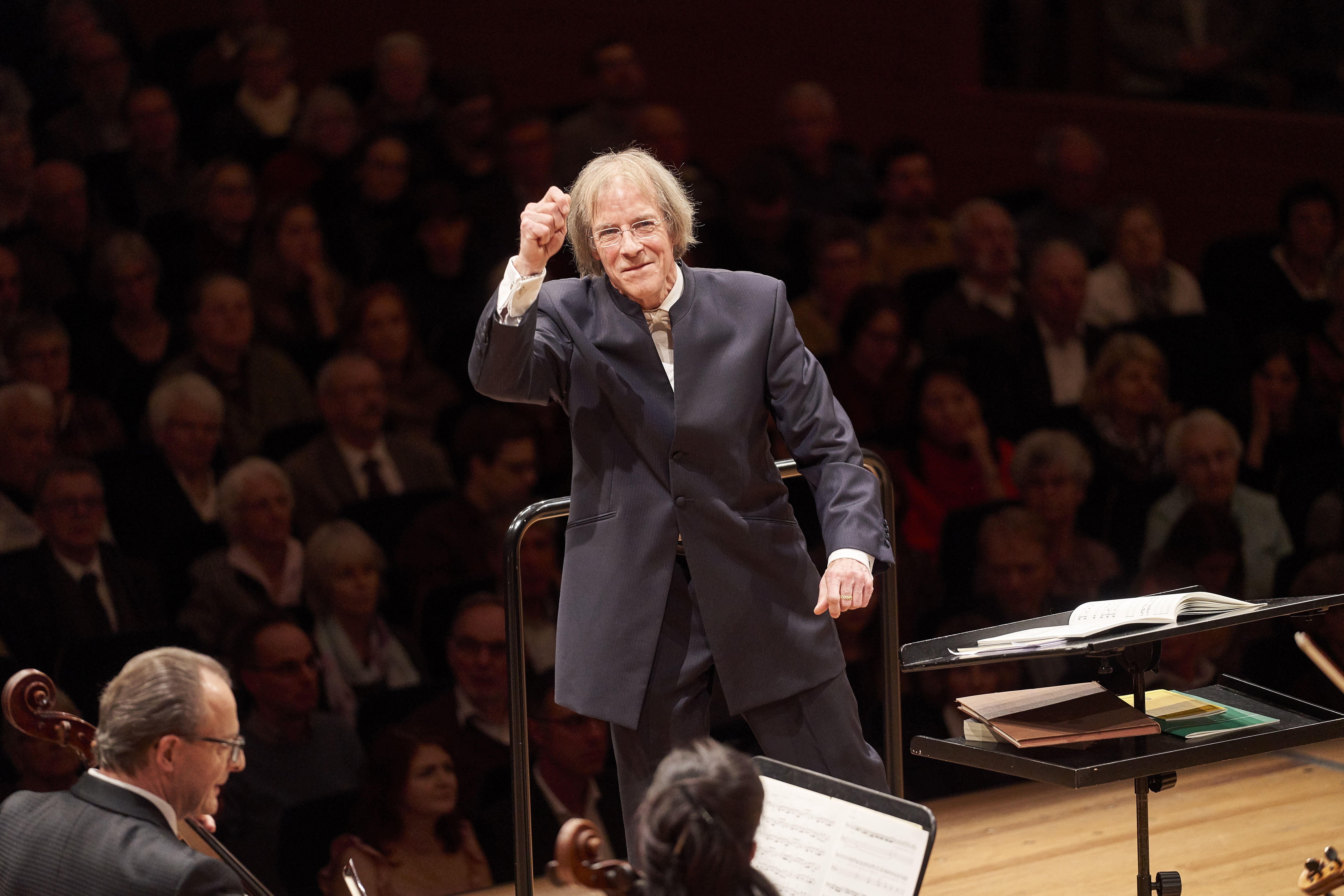 Franz Schaffner, Dirigent