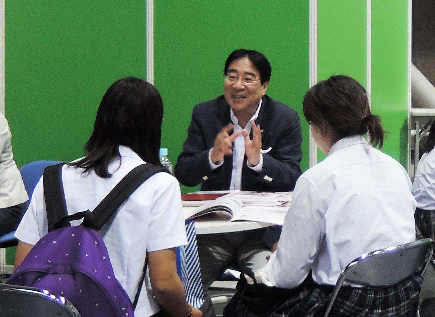 大阪学院大学 経営学部 ホスピタリティ経営学科 森重喜三雄 先生