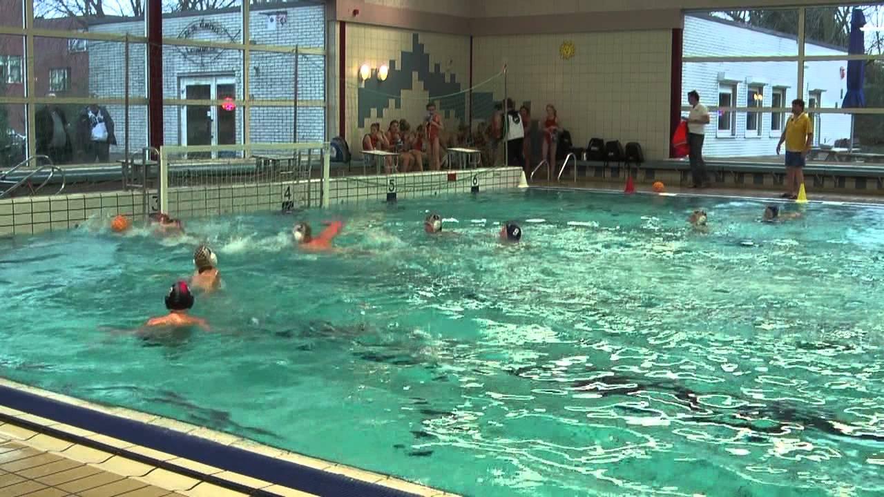 Indelingen Regionale Waterpoloteams in de competitie.