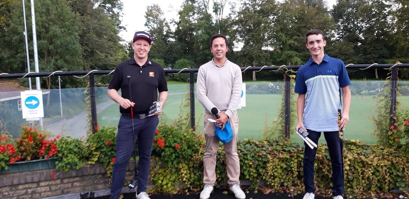 Pro Cup 2020 voor Jamie Fullick en Lucas van der Voordt.