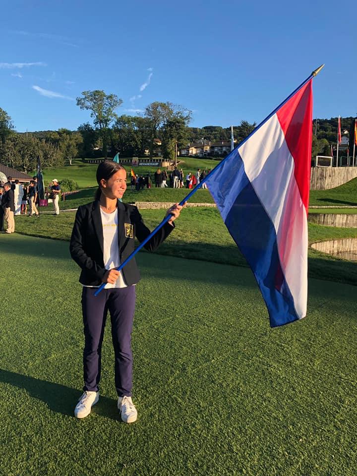 Rosanne Boere geselecteerd voor Italië en Frankrijk.