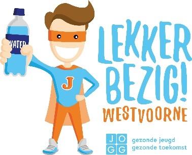 Uitnodiging Kick Off JOGG gemeente Westvoorne!