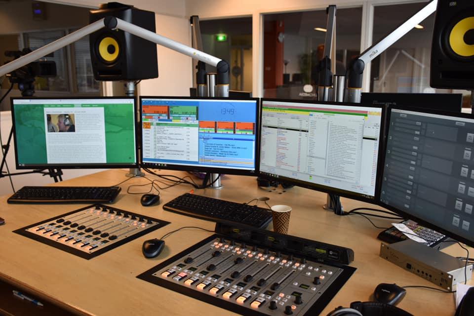 Radio Sport op Voorne Putten van 3 oktober 2020.