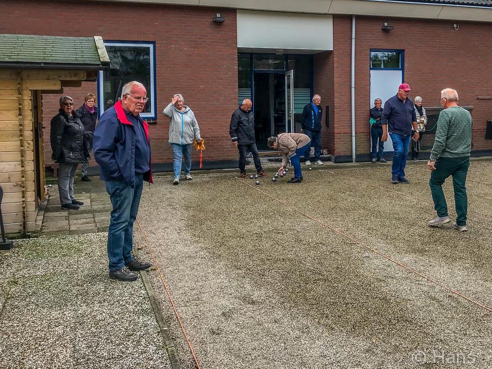 Wintercompetitie Jeu de Woeles van start.