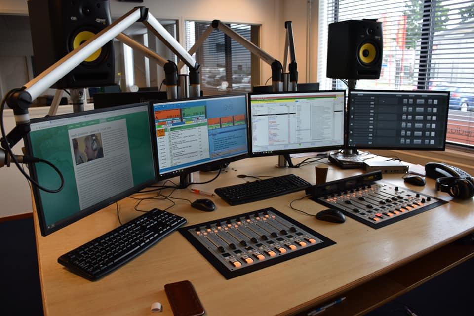 Radio Sport op Voorne Putten blikt terug.