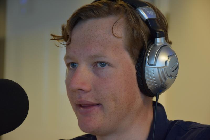 Daan Hoole in EK selectie Beloftenwielrenners.