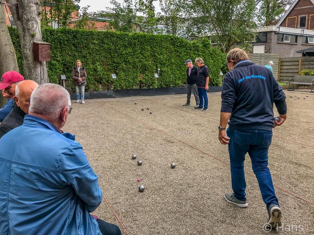 De Zomercompetitie bij Jeu de Woeles met finalewedstrijden afgesloten.