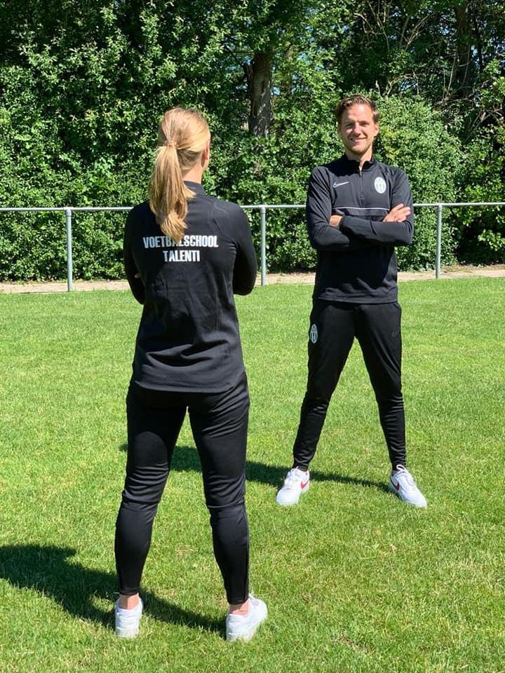 Nieuwe start voor voetbalschool Talenti!