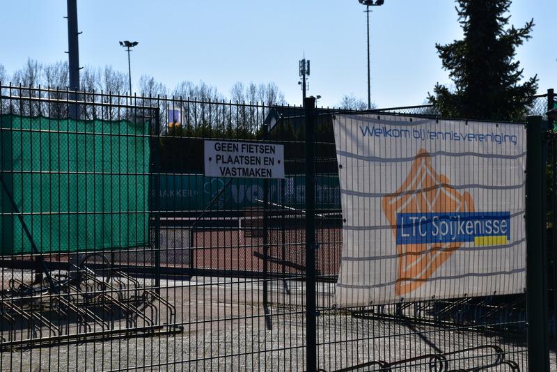 Eredivisie Heren Tennis toch gespeeld