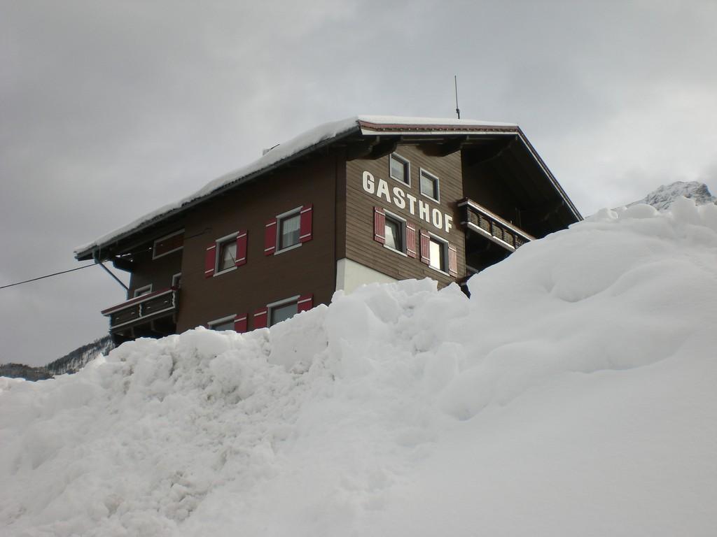 Wohin mit dem ganzen Schnee?
