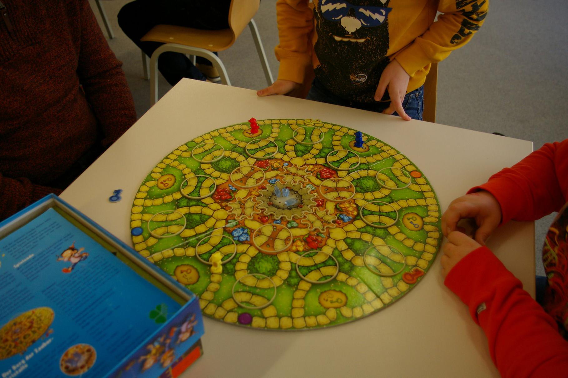 Familiensonntag Spiele