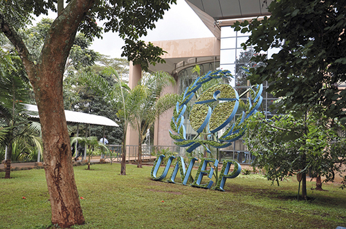 Office Building of UNEP Headquarters
