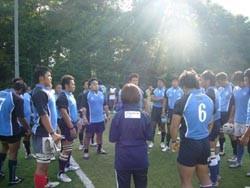 ラグビー、メンタルトレーニング、アスリート。メンタル強化、緊張、青山