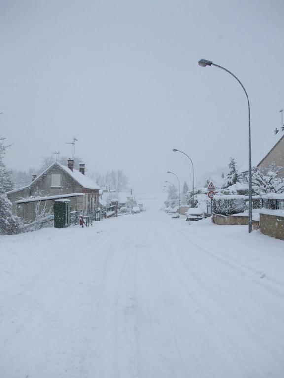 Rue Saint-Clément