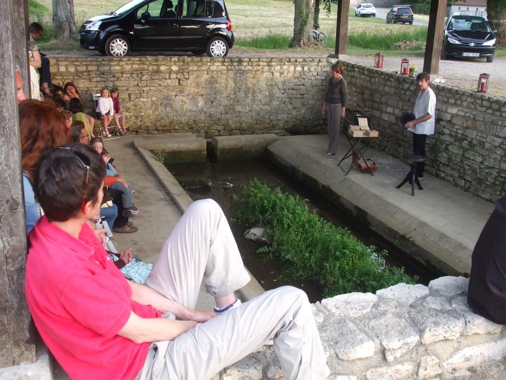 Soirée contes avec Alain Poirée