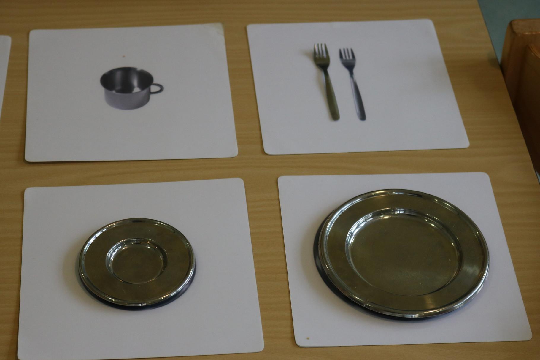 Montessori Material U 3