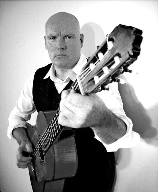 Michael Pannell. Guitarist. Fingerstyle. Flamenco. Rockabilly. Gypsy Jazz. Manouche.