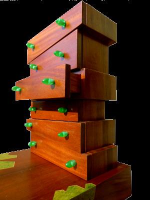 meuble petit tiroir