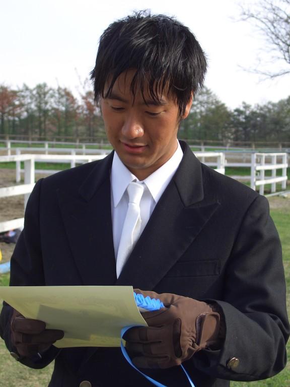 入賞岸さん 2005年 ポニー大会