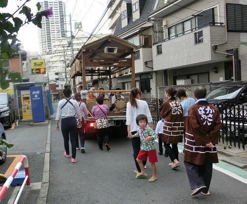 葛西神社祭り