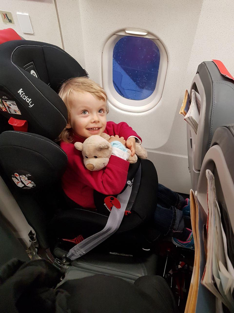Flug nach Madrid mit Iberia.